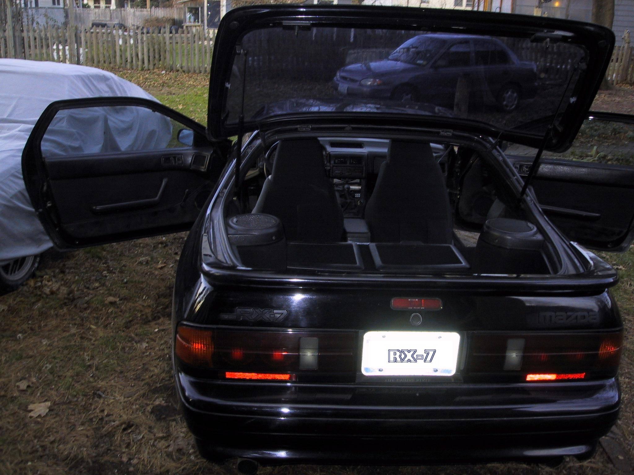 89 Mazda Rx 7 Gtus